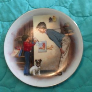 🆕Creation of Love Mothers Day Avon Plate 1985